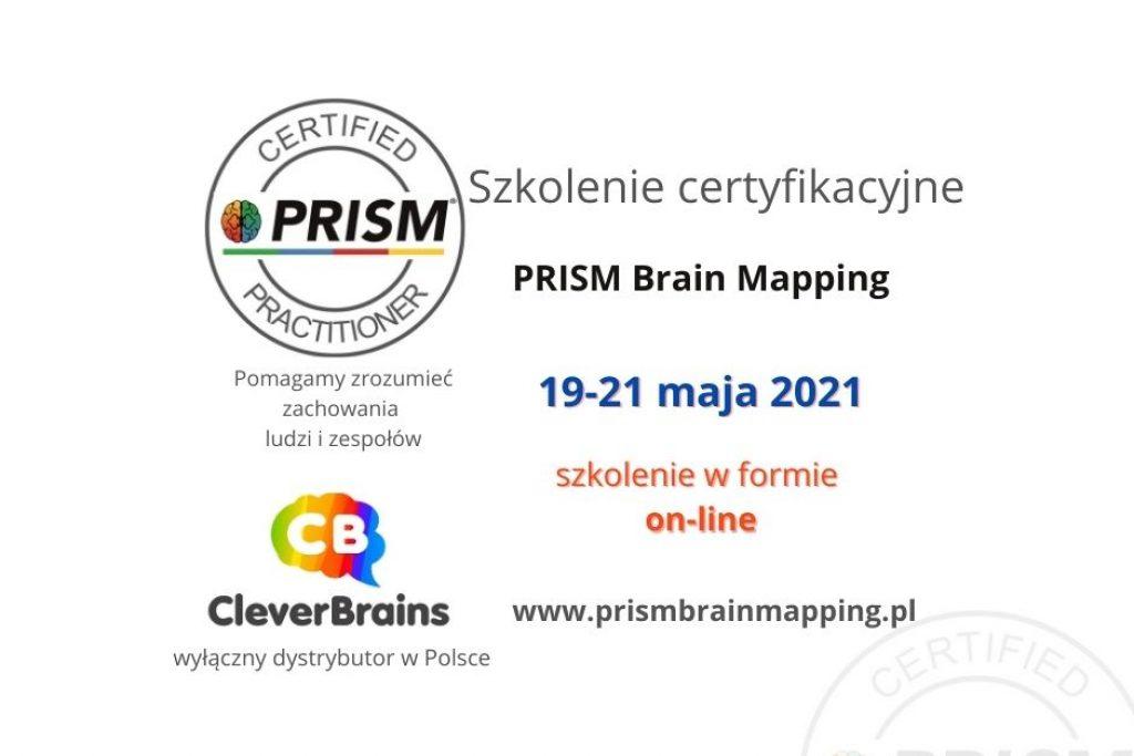 Plakat szkolenie certyfikacyjne